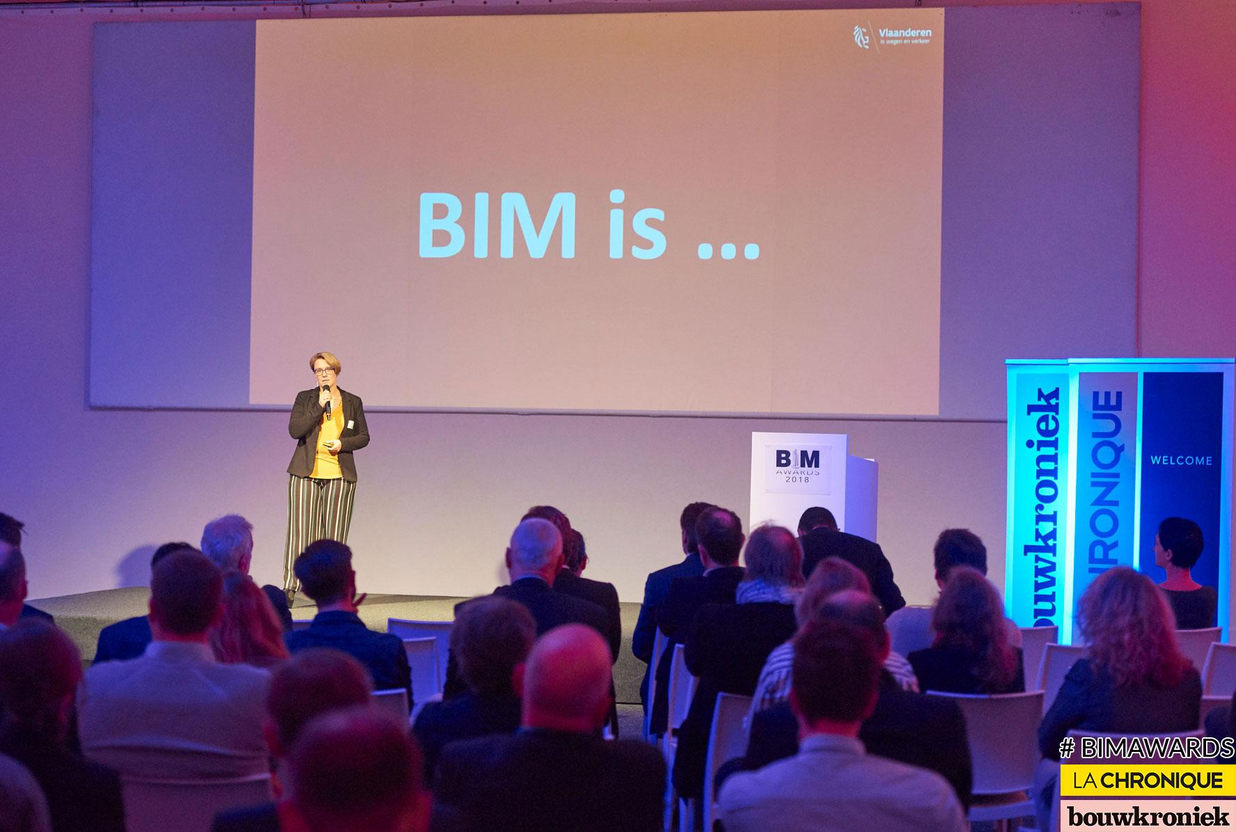 Gagnants - Bim Awards 2018